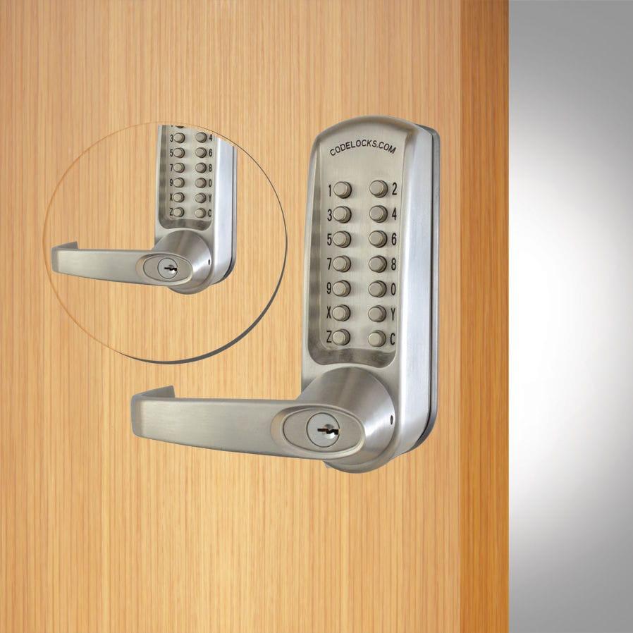 Mechanical Lock Door Combination Cl600 Cl605 Codelocks