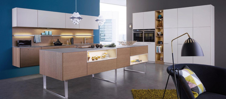 Kitchen Floor Units Kitchen Wall Cabinet Suspended Floor Units Leicht