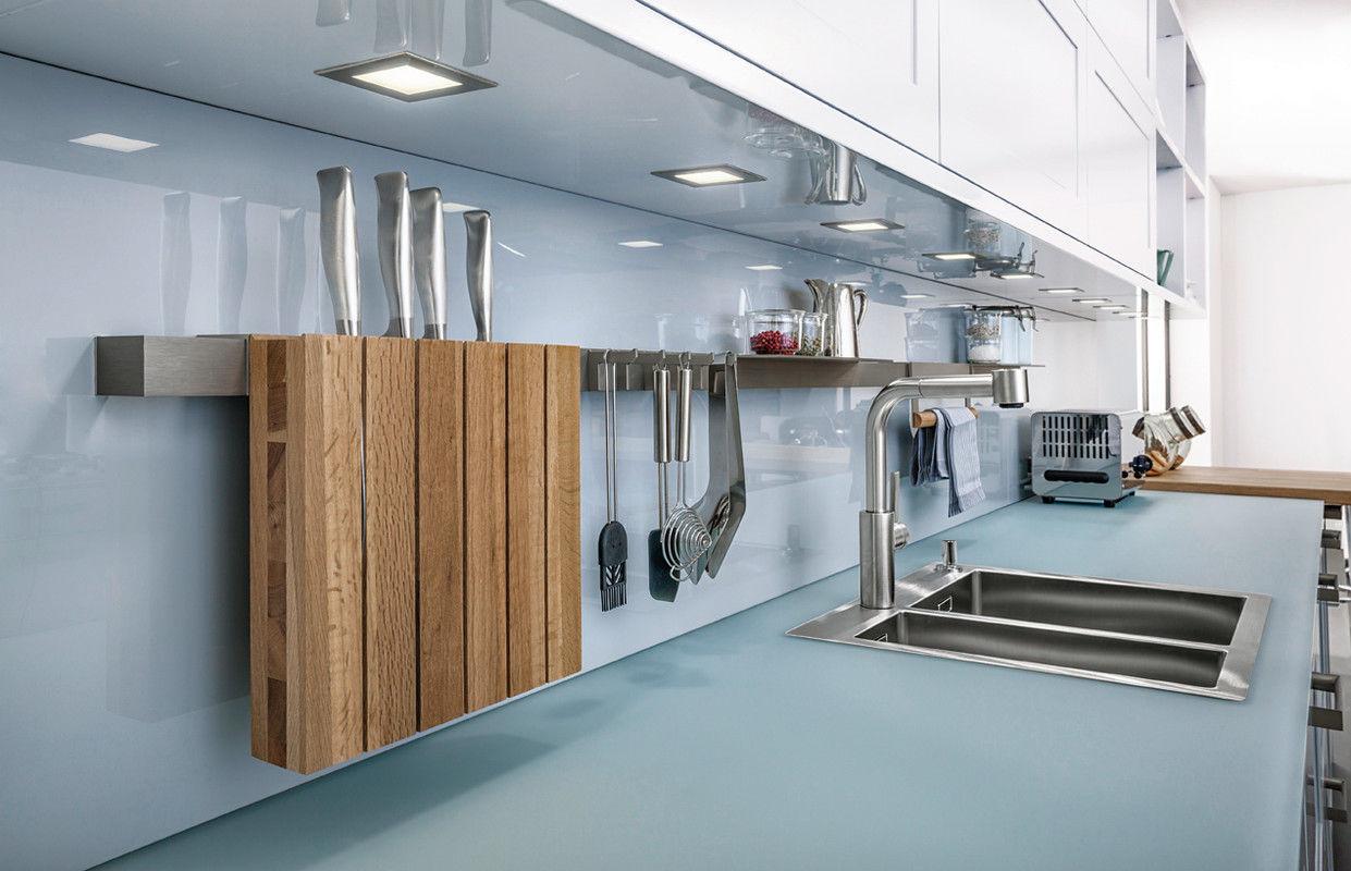Kitchen tall cabinet - MODO - LEICHT
