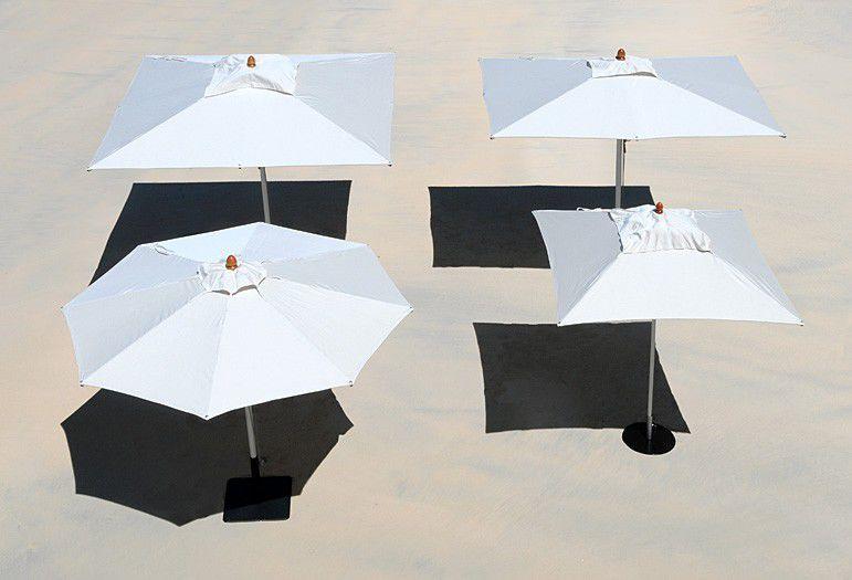 aluminum outdoor umbrella aluminum patio umbrella sunbird tectona