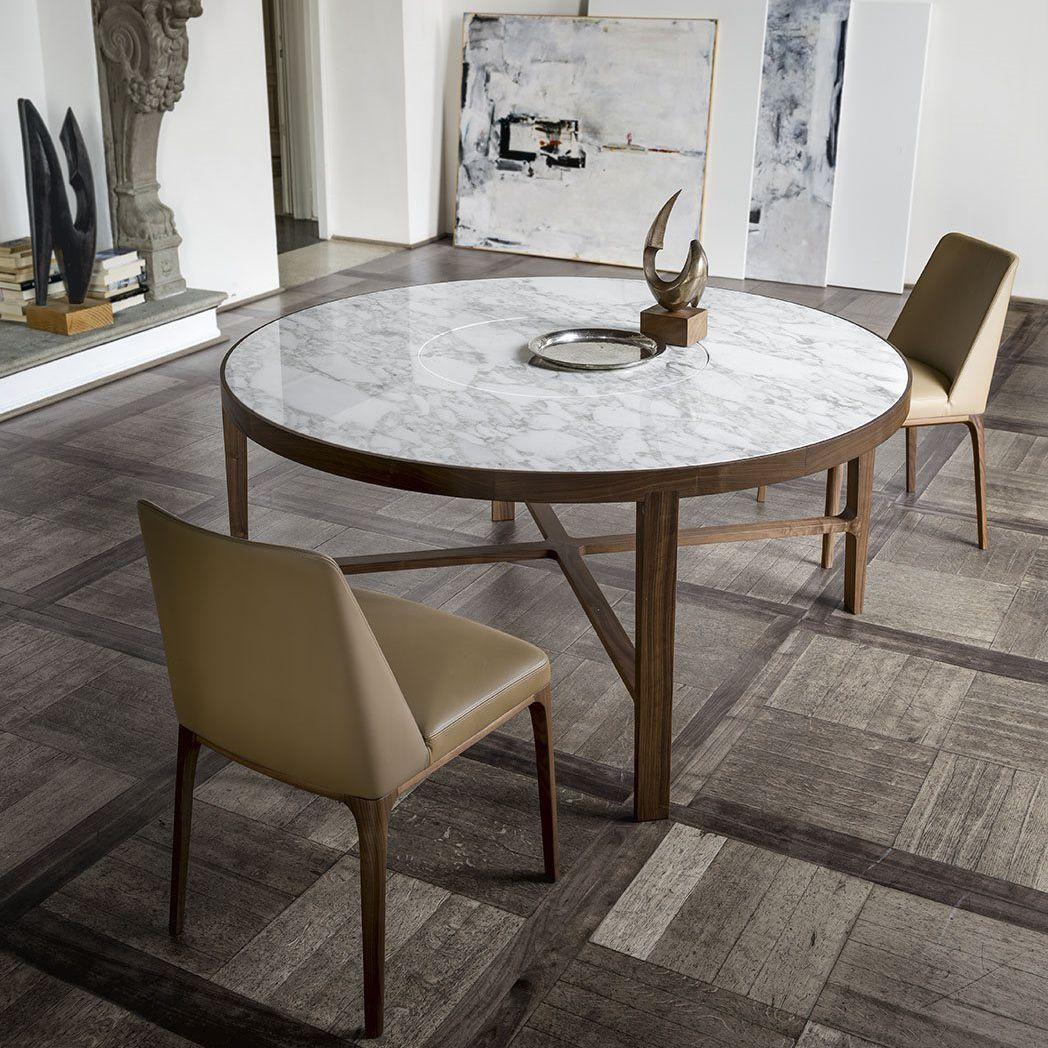 Good Contemporary Chair / Upholstered / Fabric / Walnut   AMANDA By Bavuso  Giuseppe