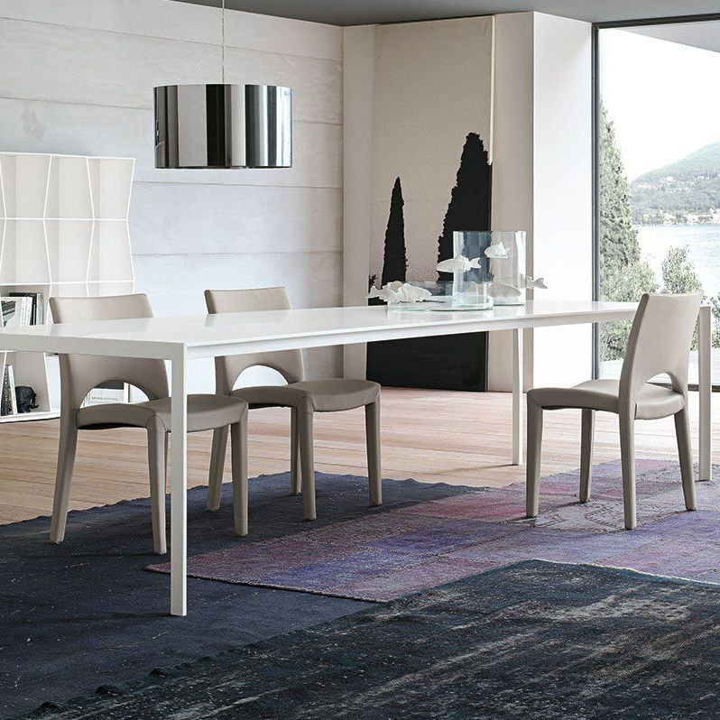 Attractive Contemporary Chair / Leather / Synthetic Leather   FEDRA By Giuseppe Bavuso Great Pictures