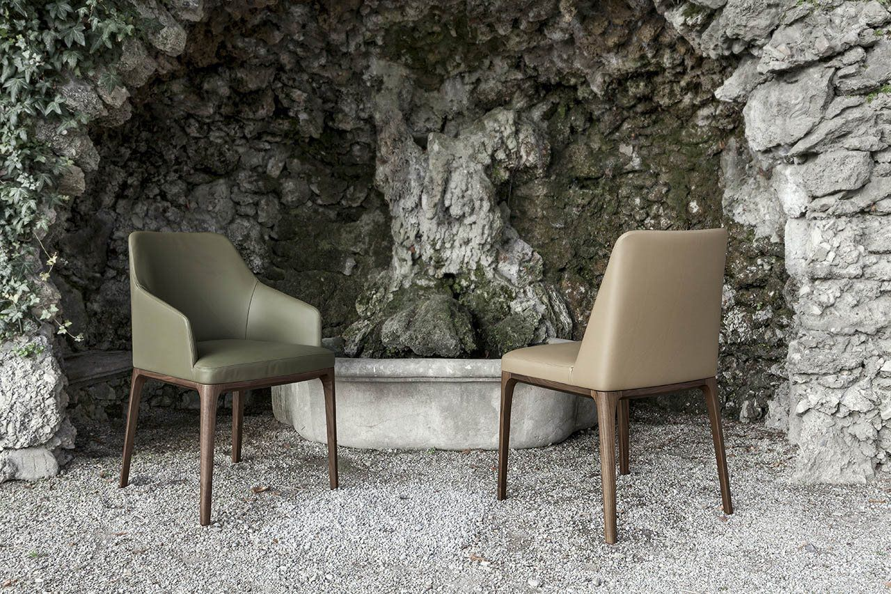 Exceptional ... Contemporary Chair / Upholstered / With Armrests / Fabric AMANDA  COMFORT By Bavuso Giuseppe ALIVAR ...