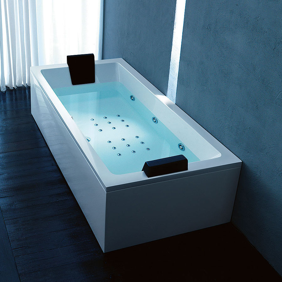 Funky Hydromassage Bath Vignette - Bathtub Ideas - dilata.info