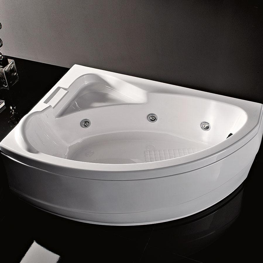 Corner Bathtub / Acrylic / Hydromassage   SYRIA