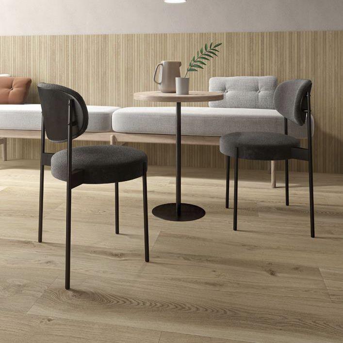 Indoor Tile For Floors Porcelain Stoneware Rectangular Bio Select Oak Ginger