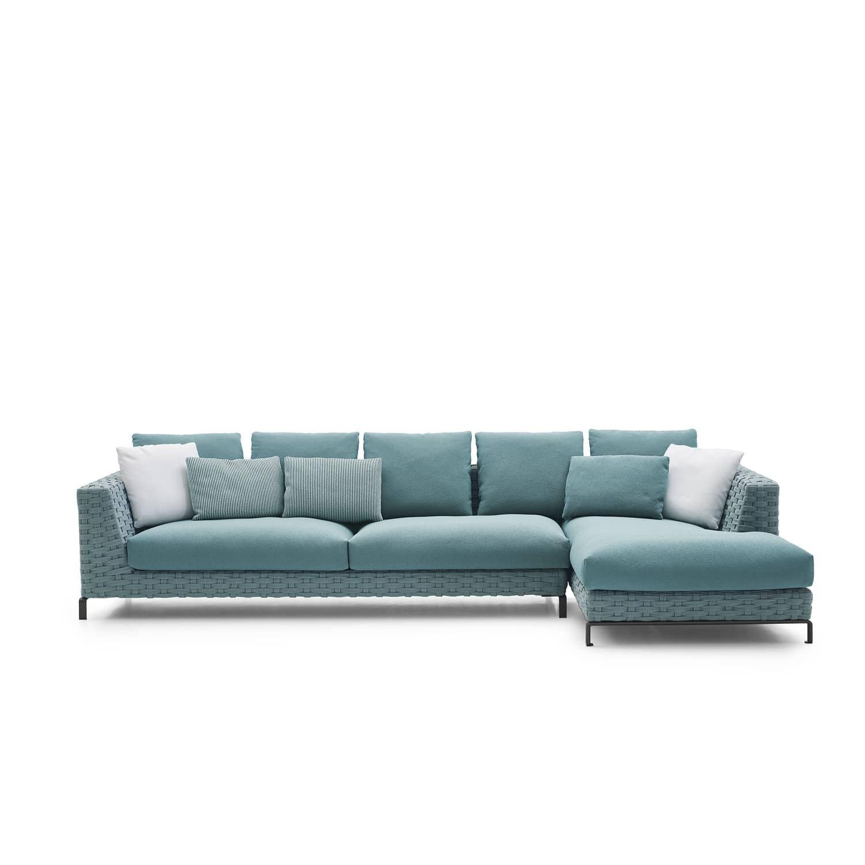 Modular Sofa Contemporary Outdoor Fabric Ray Outdoor Fabric