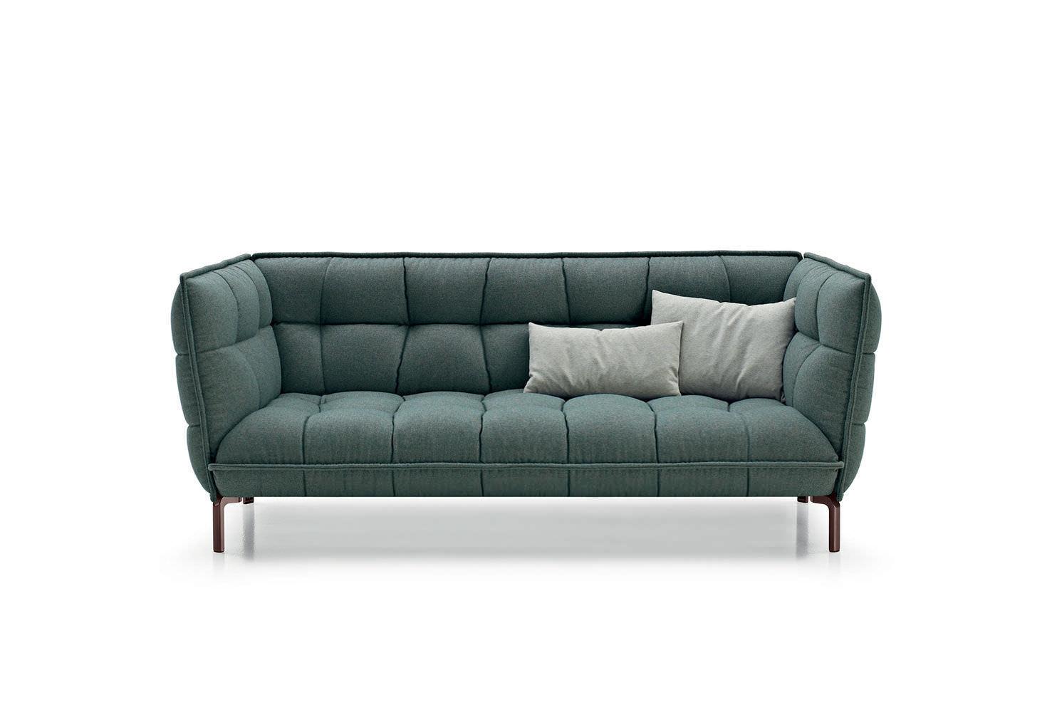 Contemporary sofa / fabric / by Patricia Urquiola / 2-seater ...