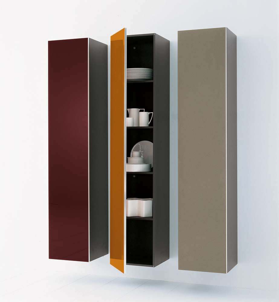 Living room column cabinet / contemporary / by Studio Kairos - PAB ...