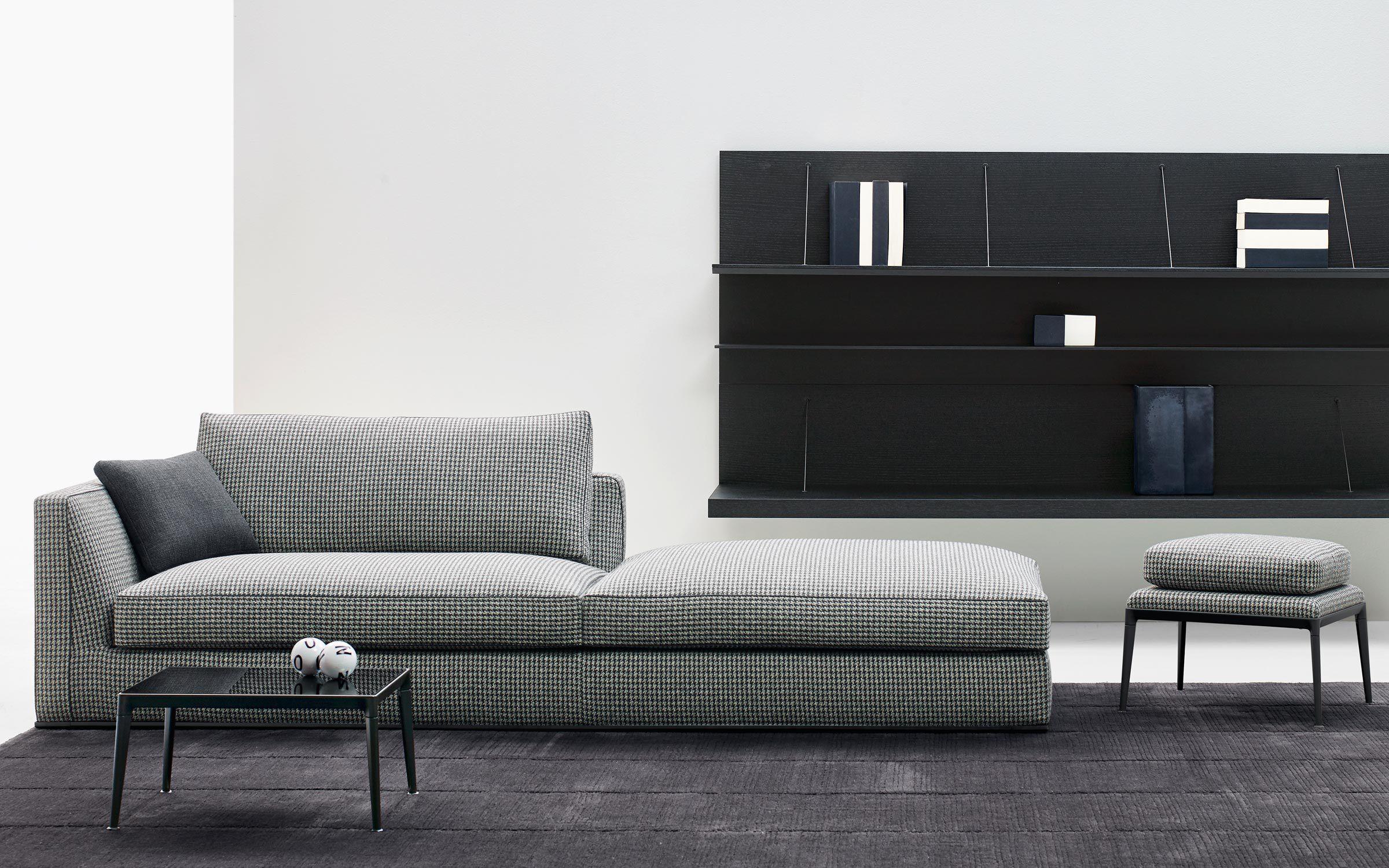 modular sofa contemporary leather fabric richard bb italia bb italia furniture prices