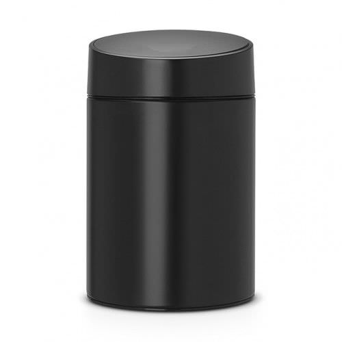 Kitchen Trash Can / Metal / Contemporary   SLIDE BIN 483189