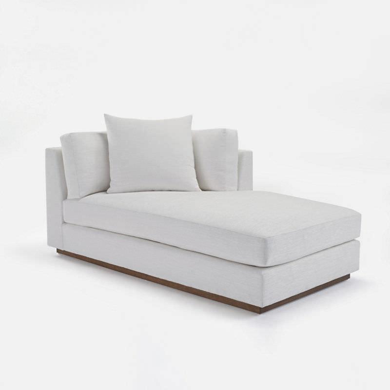 Recamiere modern  Contemporary daybed / fabric / indoor - DESERT MODERN - Ralph ...
