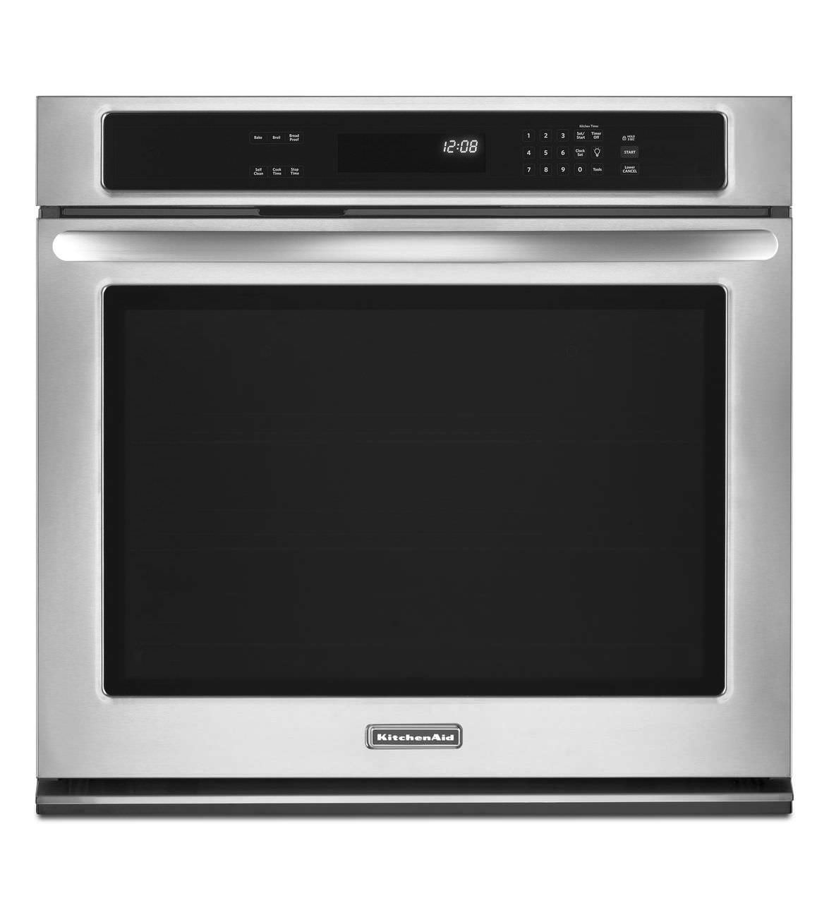 Electric Oven / Convection / Built In   KEBK101BSS