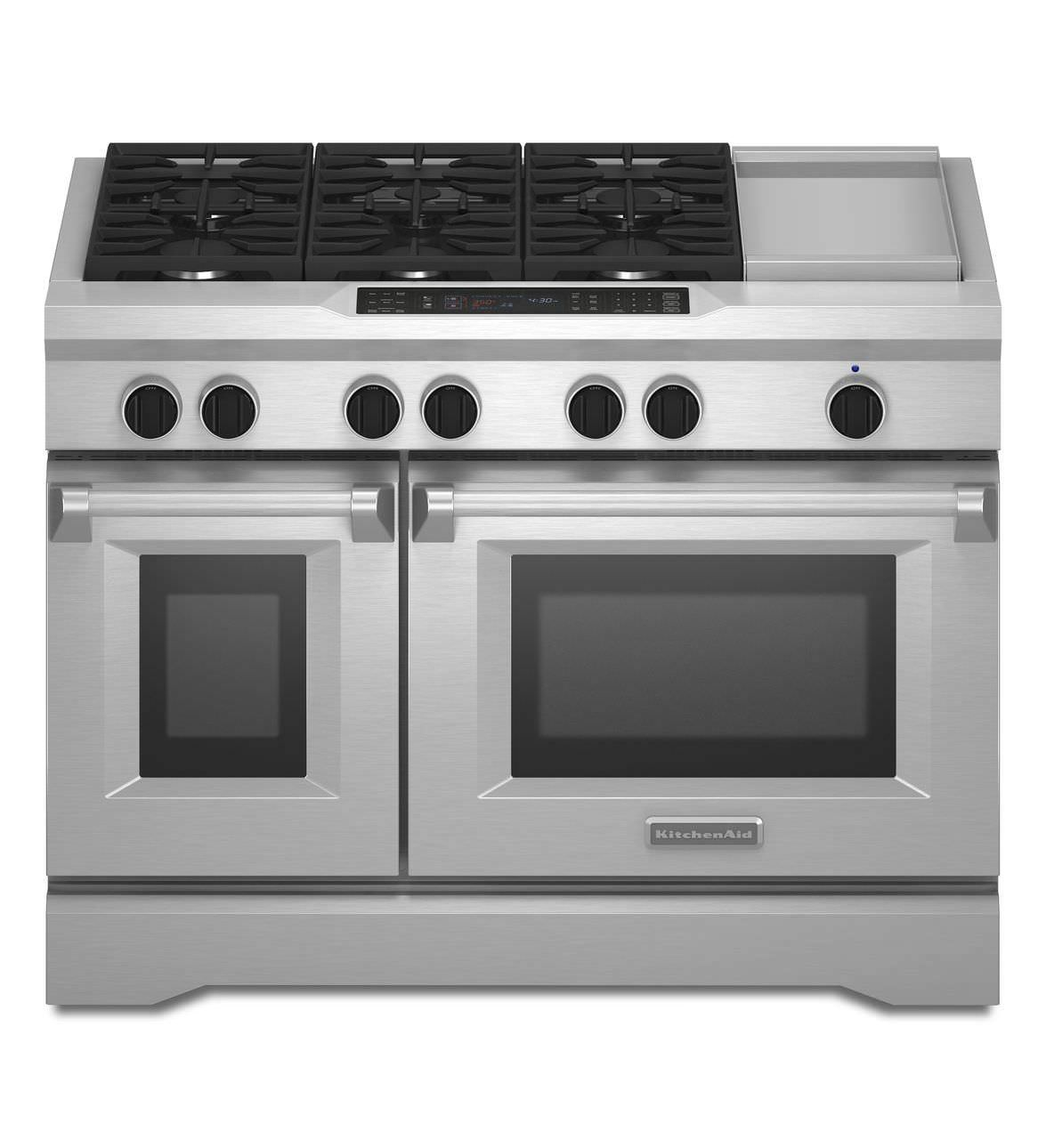 Superbe Gas Range Cooker   KDRS483VSS