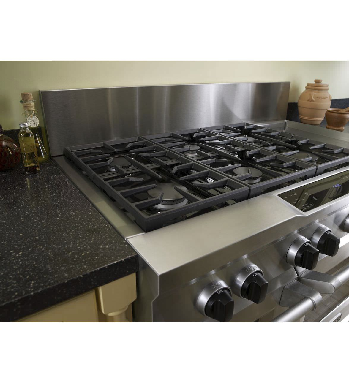 Gas Range Cooker. KDRS483VSS KitchenAid
