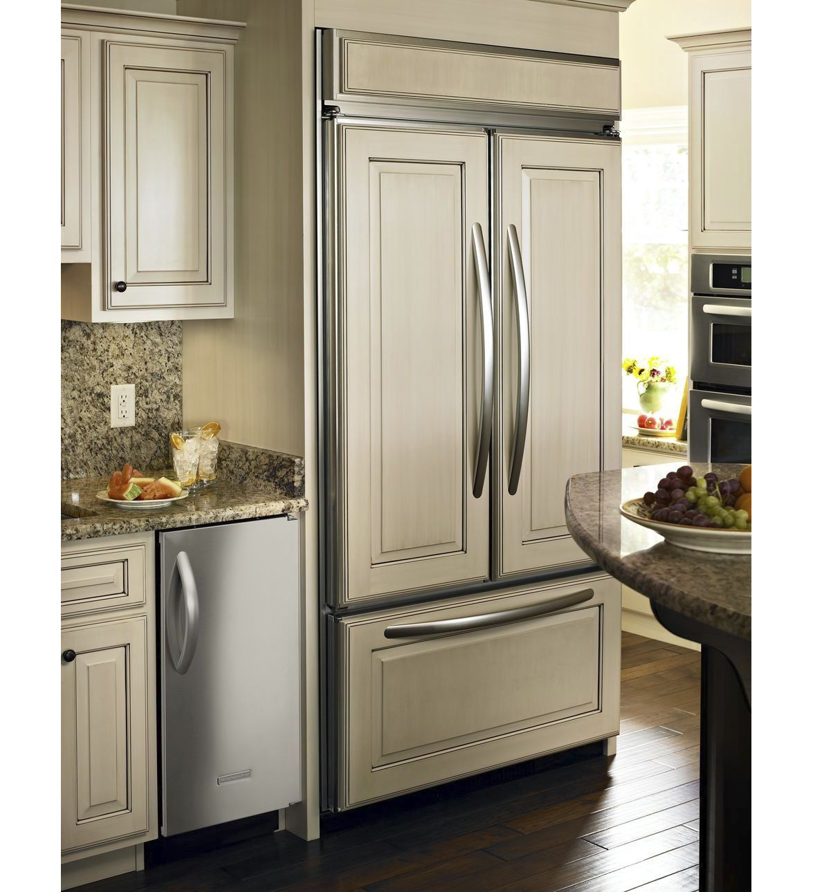 Superieur American Refrigerator / White / Built In ...