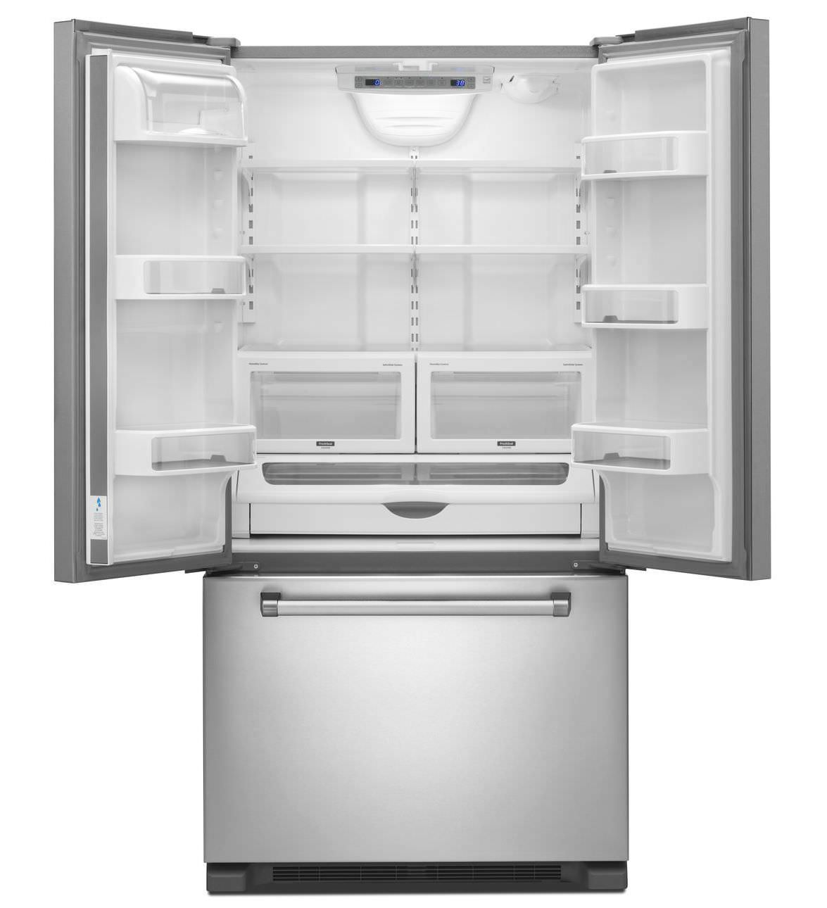 Residential Refrigerator Freezer / American / Stainless Steel /  Energy Efficient. KFCP22EXMP KitchenAid