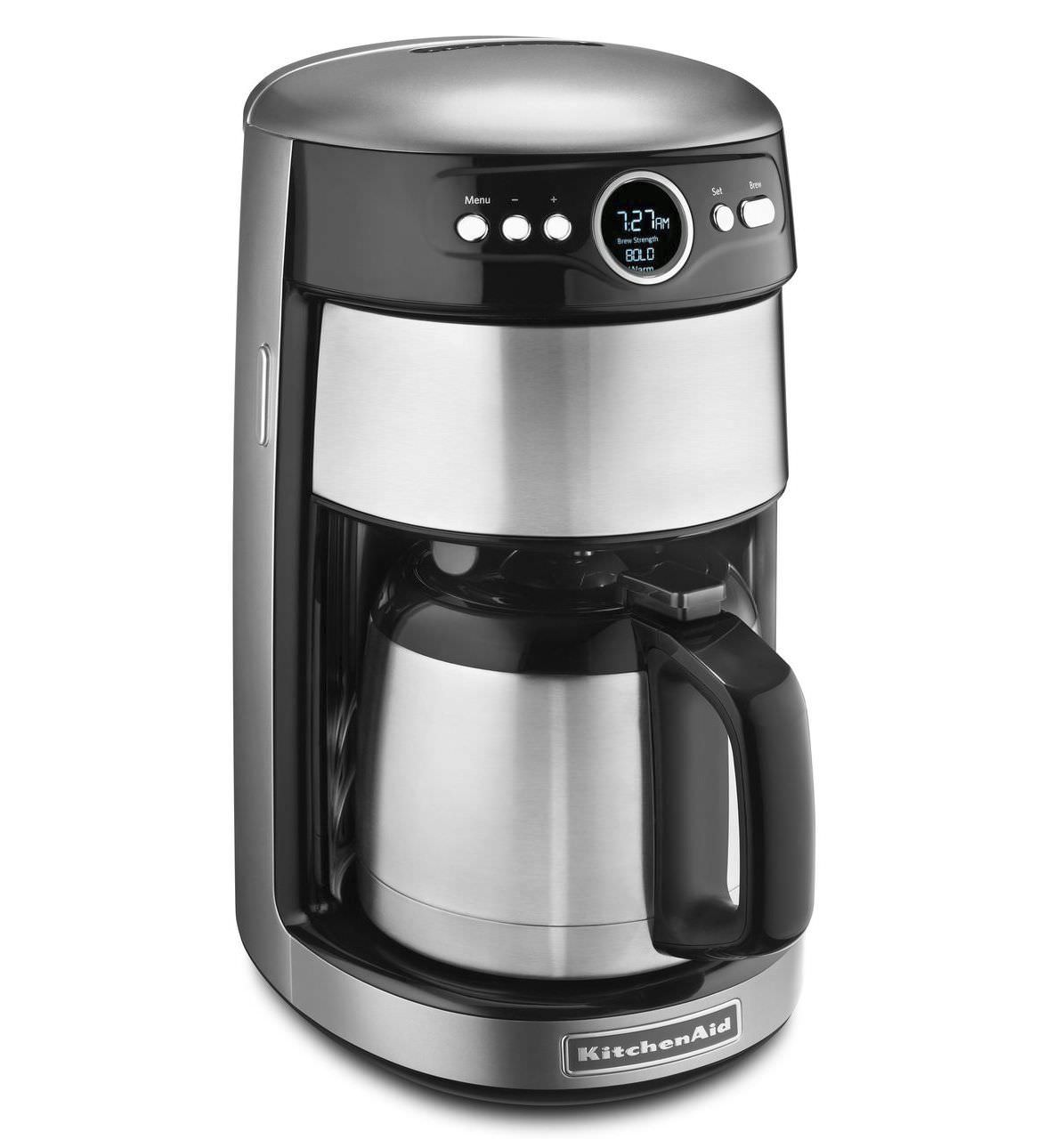 Great ... Automatic KCM1203CU KitchenAid Filter Coffee Machine / Automatic    KCM1203CU