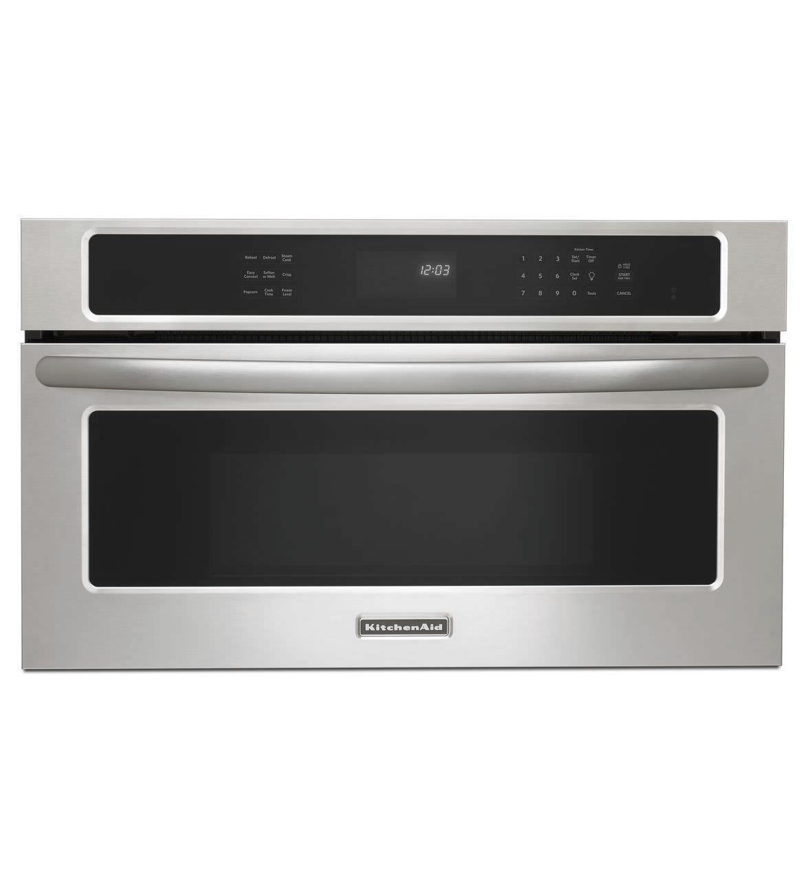 kitchenaid microwave convection oven. Electric Oven / Microwave Convection Built-in - KBHS109BSS Kitchenaid I