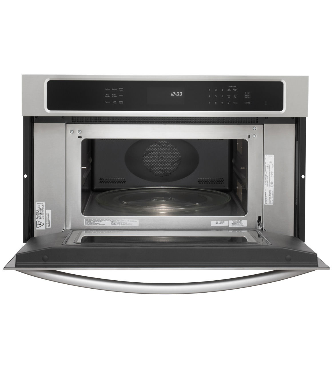 ... Electric Oven / Microwave / Convection / Built In KBHS109BSS KitchenAid  ...