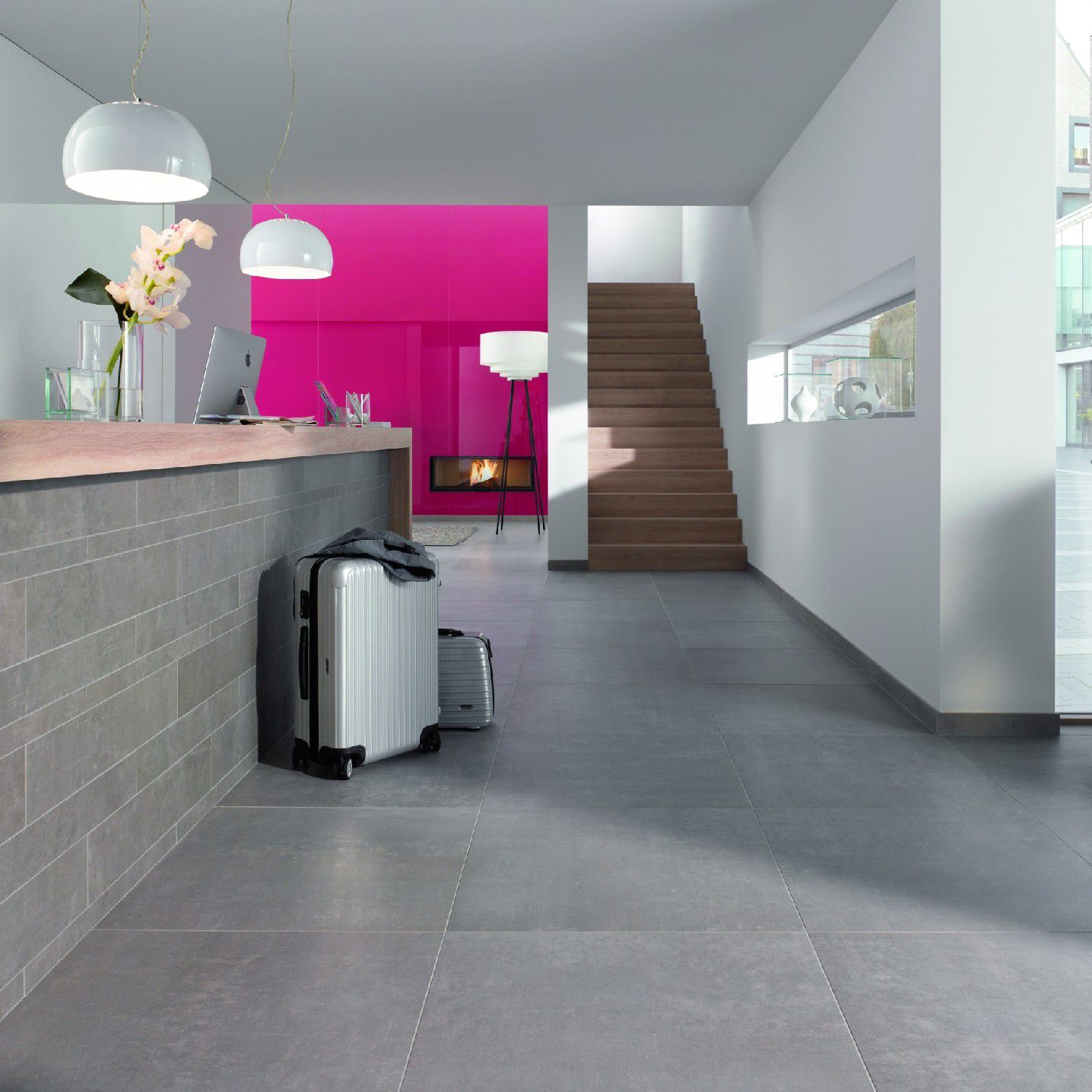 Indoor Tile / Living Room / Floor / Porcelain Stoneware   URBAN CULTURE