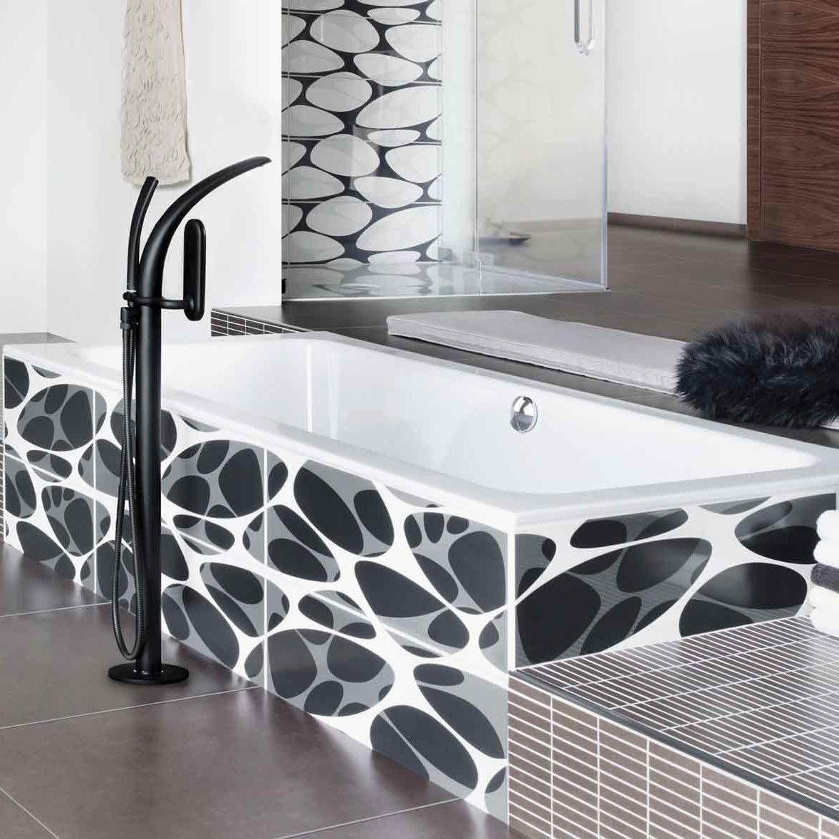 Indoor tile / bathroom / floor / wall - ORGANIC SENSE - Steuler-Fliesen