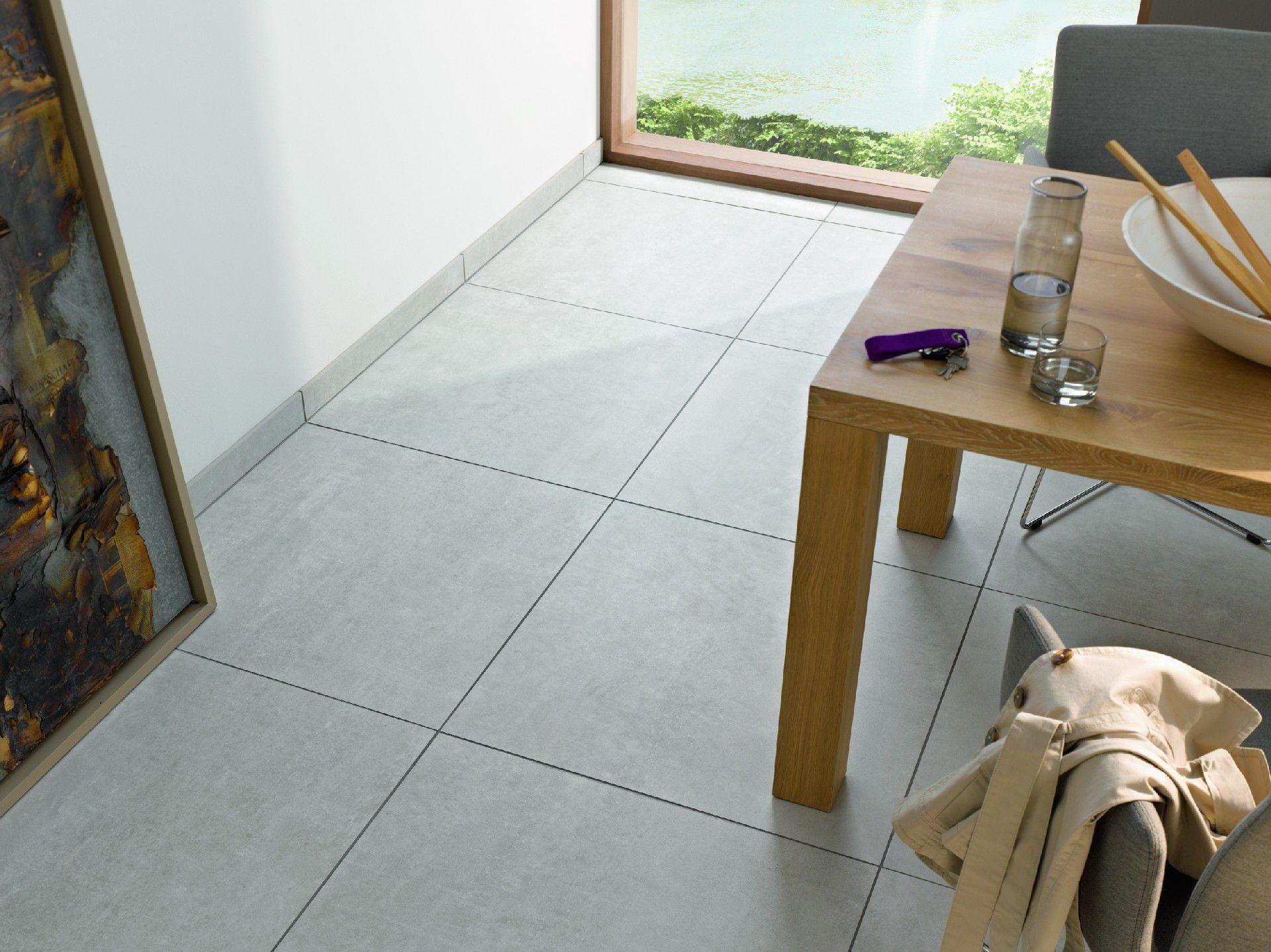 Indoor Tile / Living Room / Floor / Porcelain Stoneware. URBAN CULTURE  Steuler Fliesen