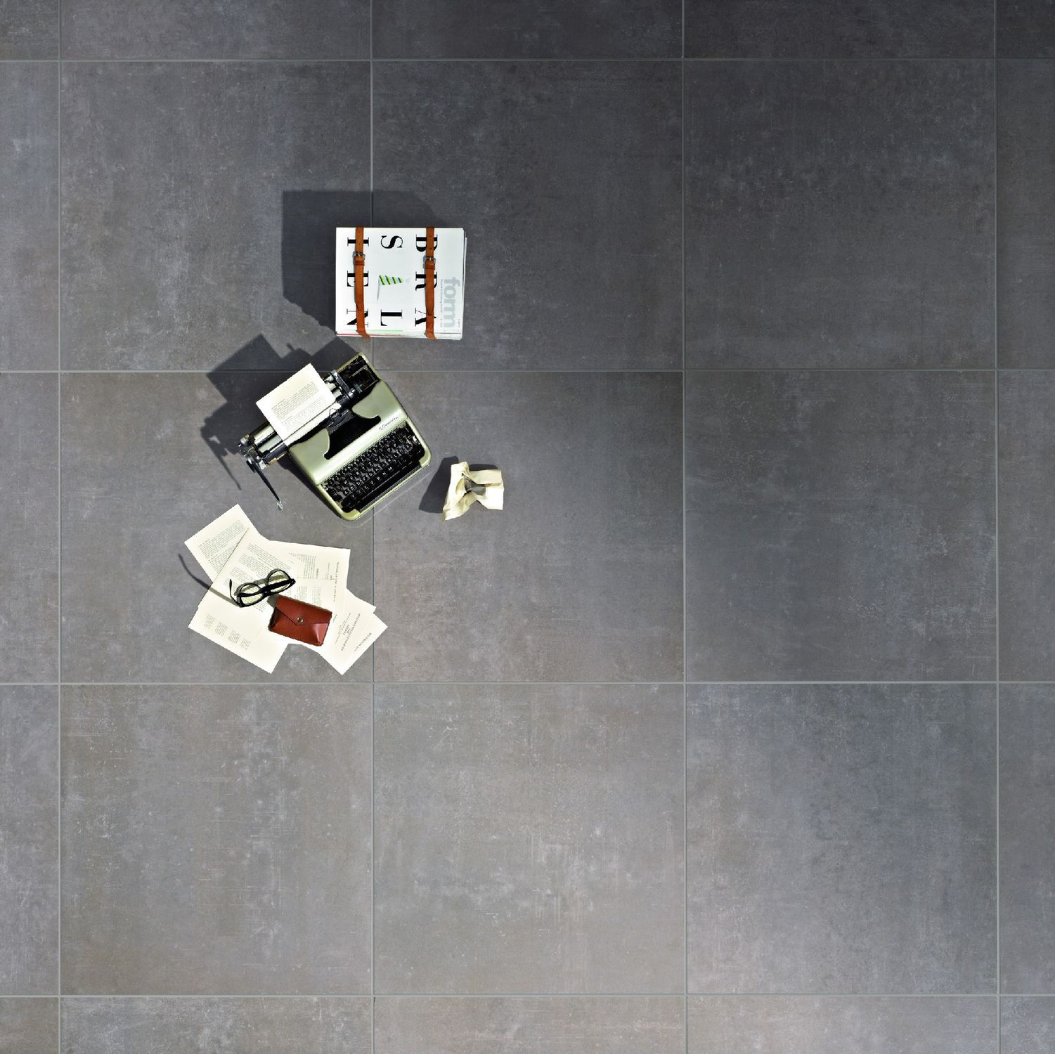 Indoor Tile / Living Room / Floor / Porcelain Stoneware. URBAN CULTURE  Steuler Fliesen