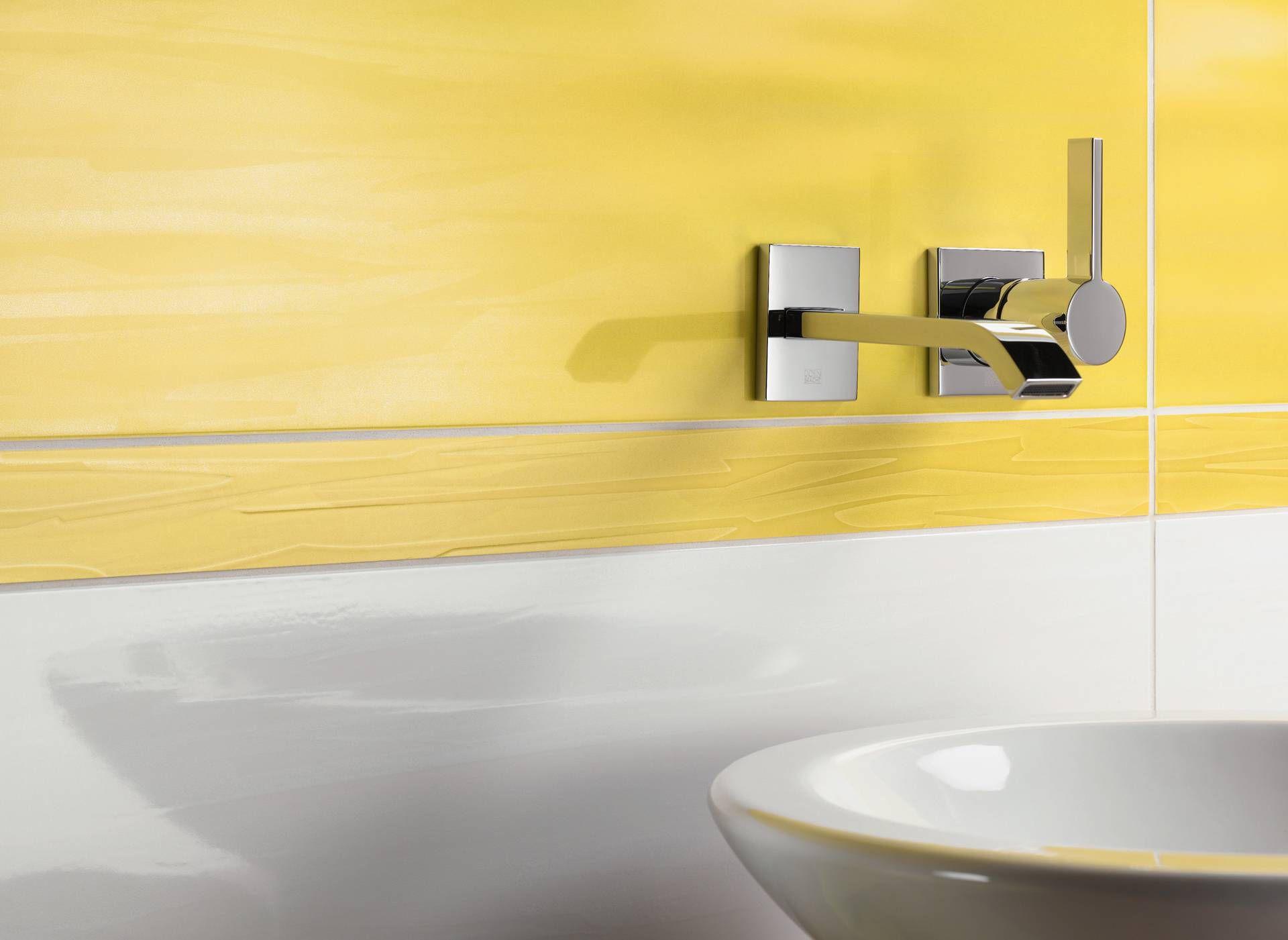 Indoor tile / bathroom / wall / sandstone - COLOUR LIGHTS - Steuler ...