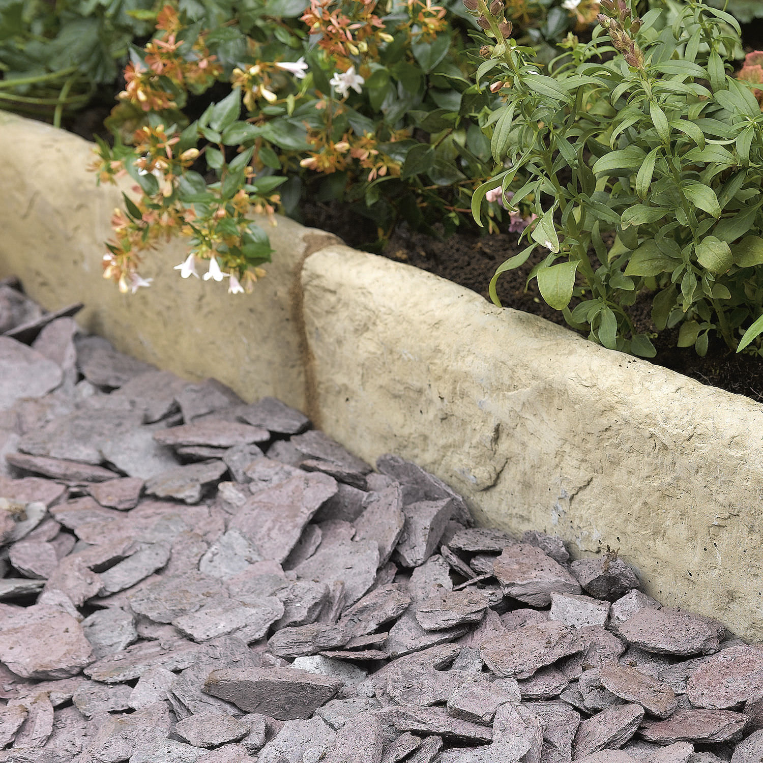 Garden Edging / Concrete / Engineered Stone / Linear   OLD TOWN®