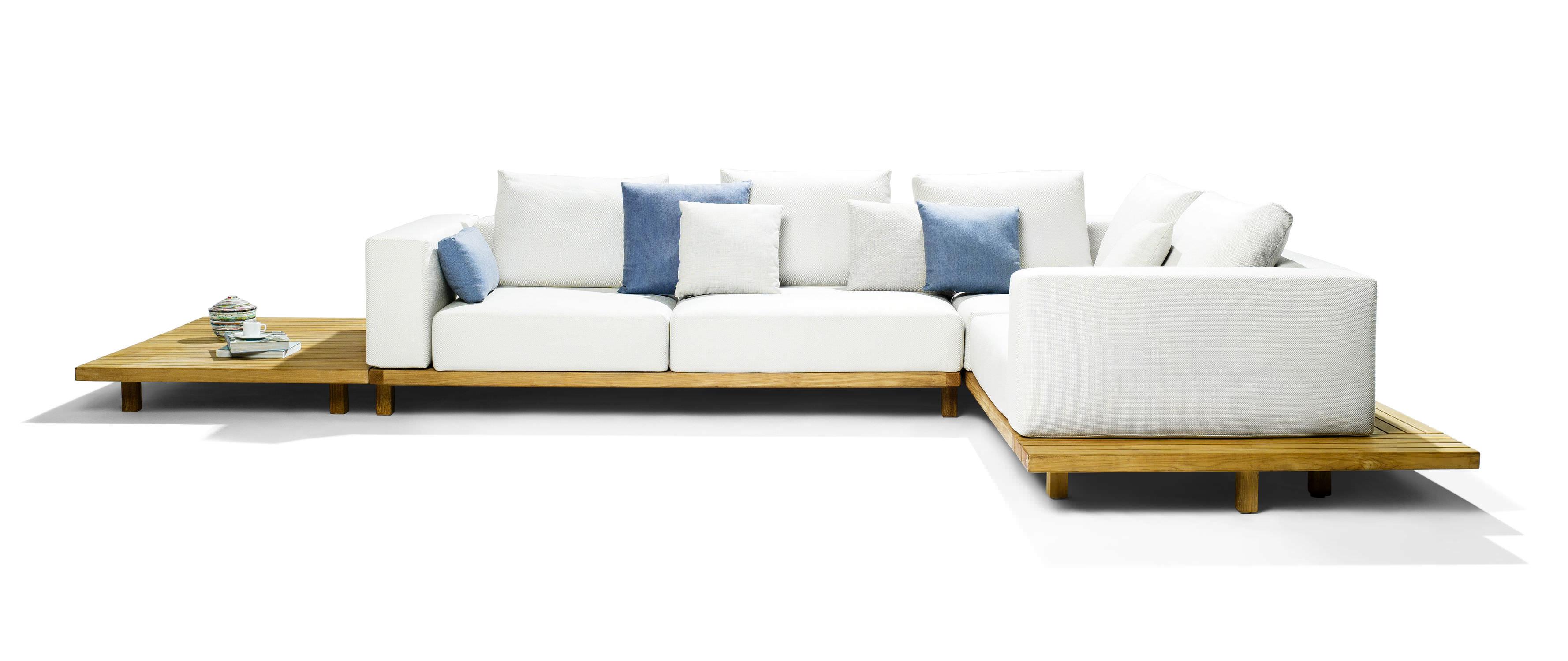 Modular Sofa / Corner / Contemporary / Garden - Vis A Vis By ... Outdoor Lounge Vis A Vis