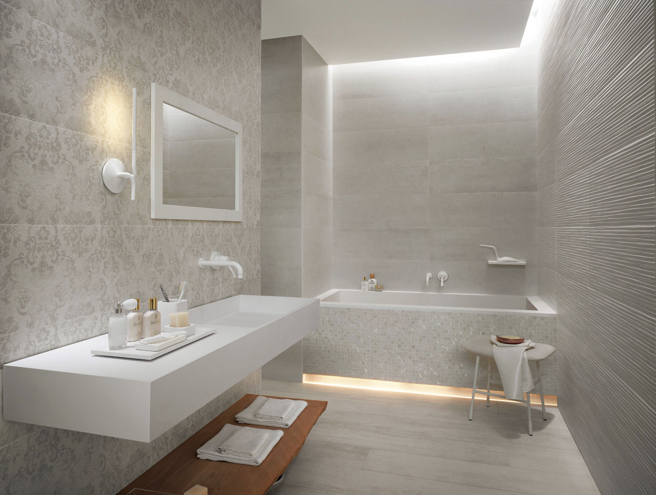 Bathroom tile   floor   porcelain stoneware   plain MELTIN   CALCE FAP ceramiche. Bathroom tile   floor   porcelain stoneware   plain   MELTIN