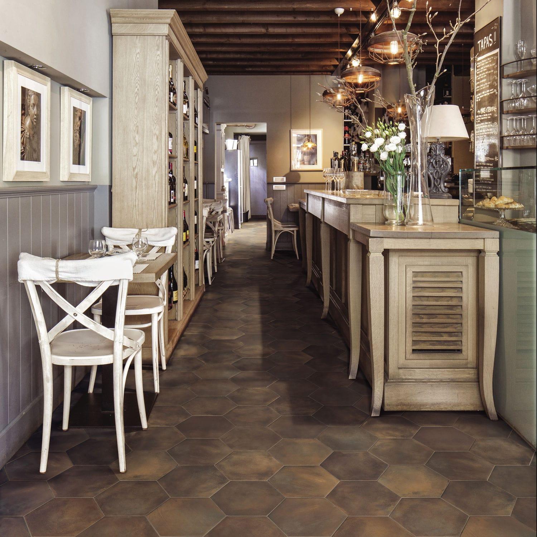 Indoor tile / for floors / porcelain stoneware / matte - FIRENZE ...