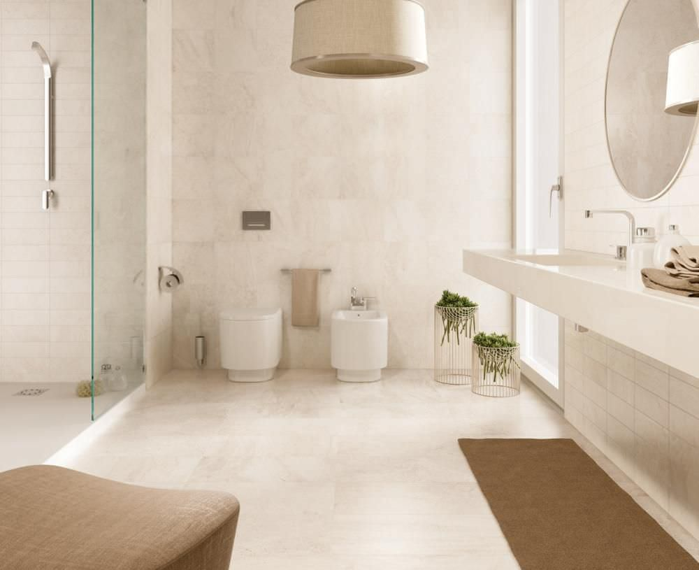 Indoor tile / bathroom / floor / porcelain stoneware - GOTHA ...