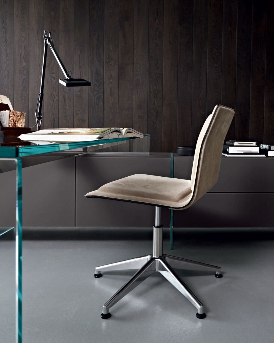 google office chairs. Contemporary Office Chair / Adjustable Swivel Upholstered Google Chairs F