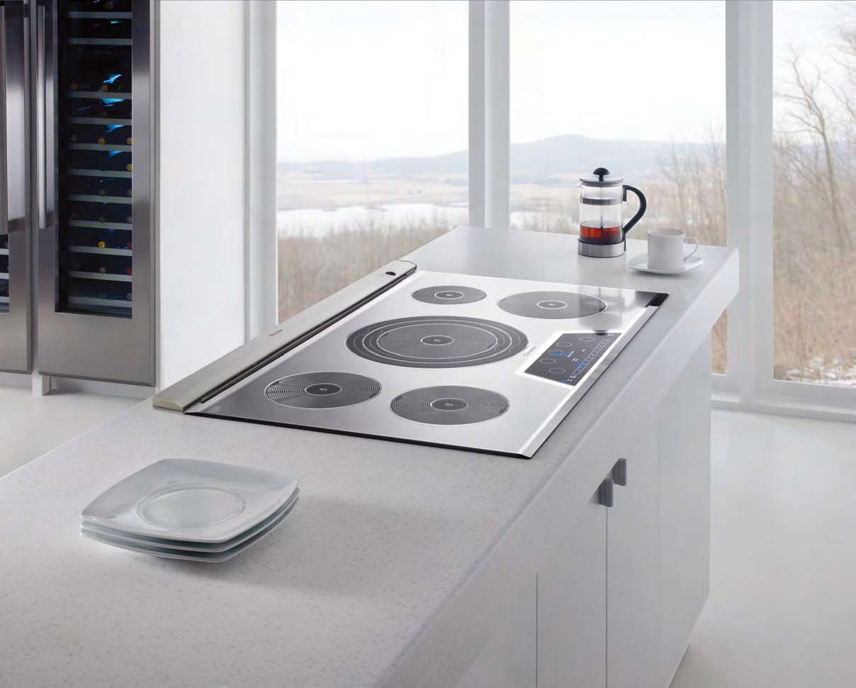 electric cooktop induction cit304km thermador