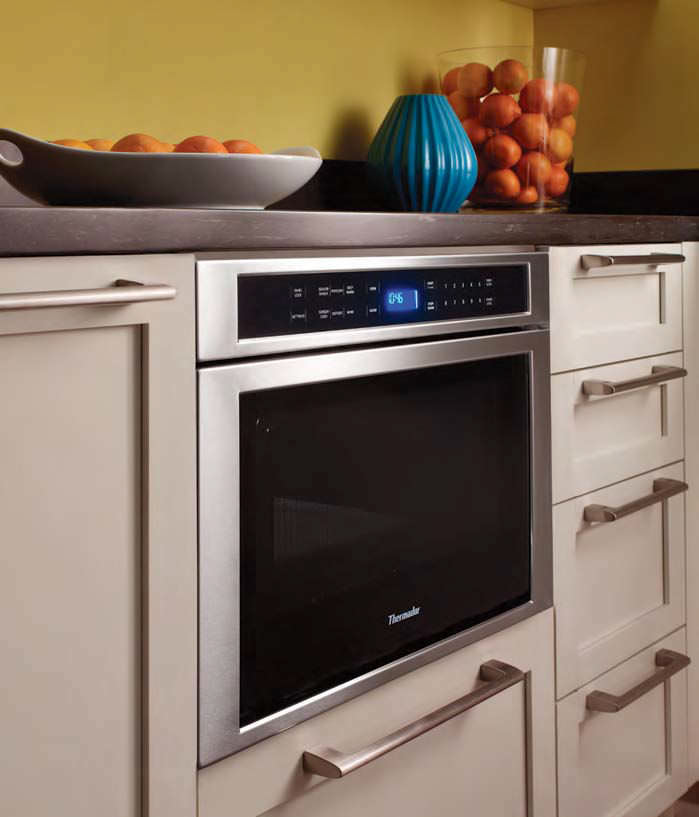 Electric Oven Microwave Built In Md24js