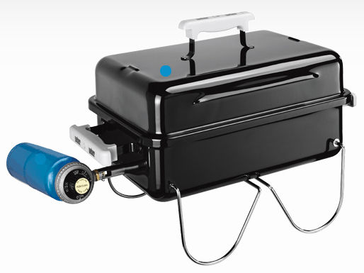 Gas barbecue / steel - GO-ANYWHERE® - Weber USA - Videos