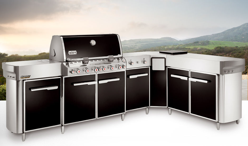 Weber Outdoor Küchen Solingen : Outdoor küche weber alisaffari club
