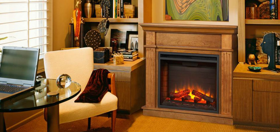 how to start fireplace logs