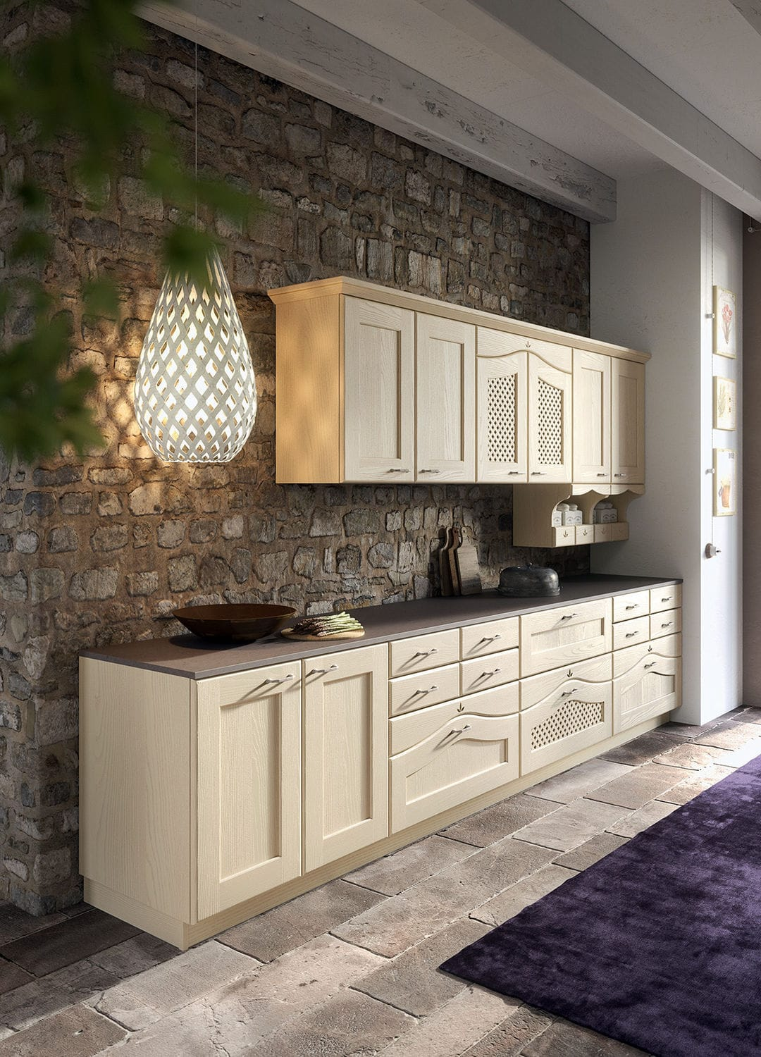 Perfect ... Traditional Kitchen / Wooden DUCALE Arrital ... Good Ideas