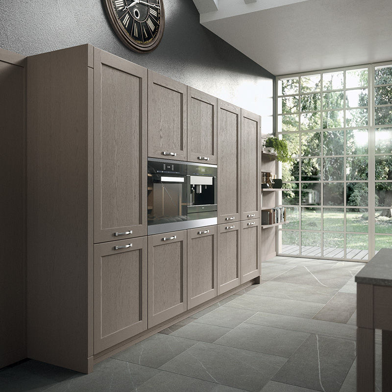 Traditional Kitchen Wooden With Handles Village 3 Arrital - Ducale-kitchen-design-by-arrital-cucine