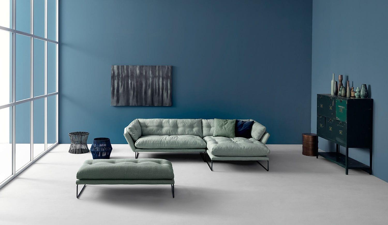 ... Modular Sofa / Contemporary / Fabric / 2 Person ...