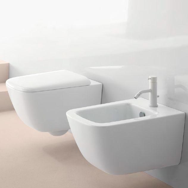 wallhung toilet ceramic sand - Wall Hung Toilet