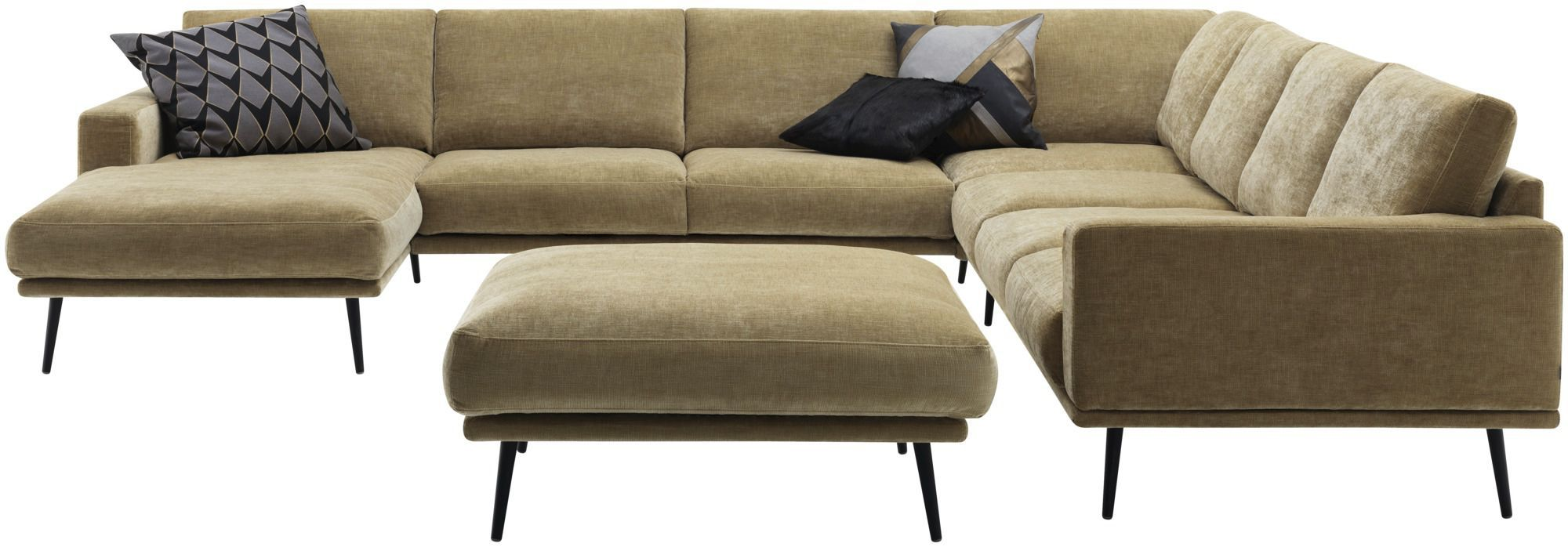 Superior ... Corner Sofa / Modular / Contemporary / Leather CARLTON By Anders  Nørgaard BoConcept ...
