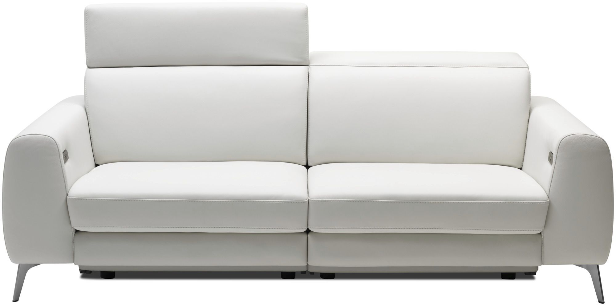 Modular sofa corner contemporary leather MADISON by Anders