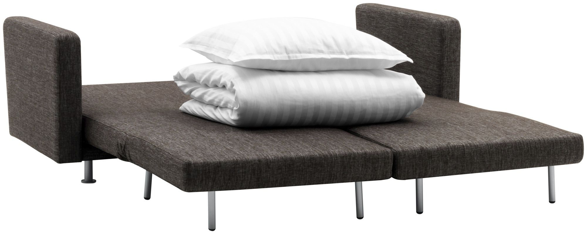 Sofa bed contemporary fabric 25seater MELO BoConcept