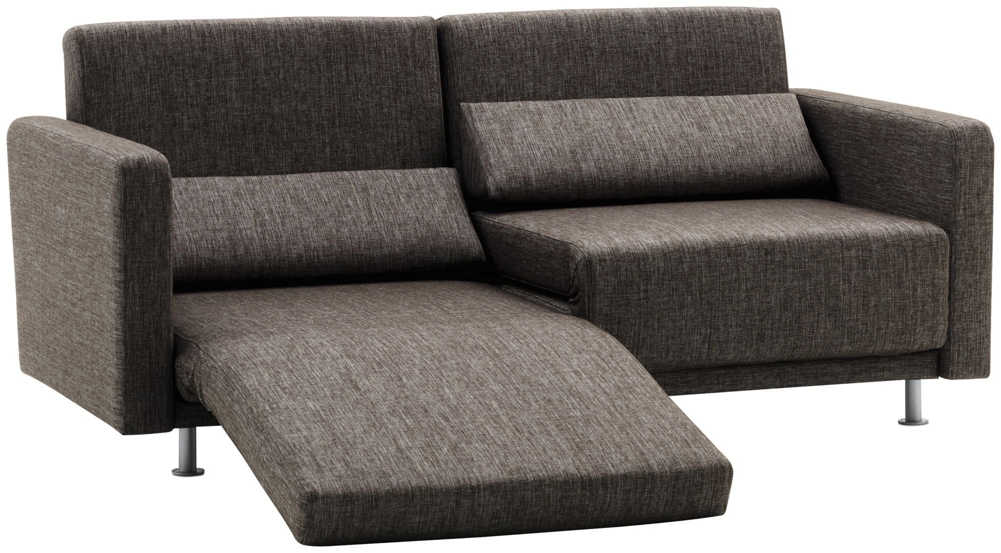 sofa bed contemporary fabric 25 seater - Boconcept Canape Convertible