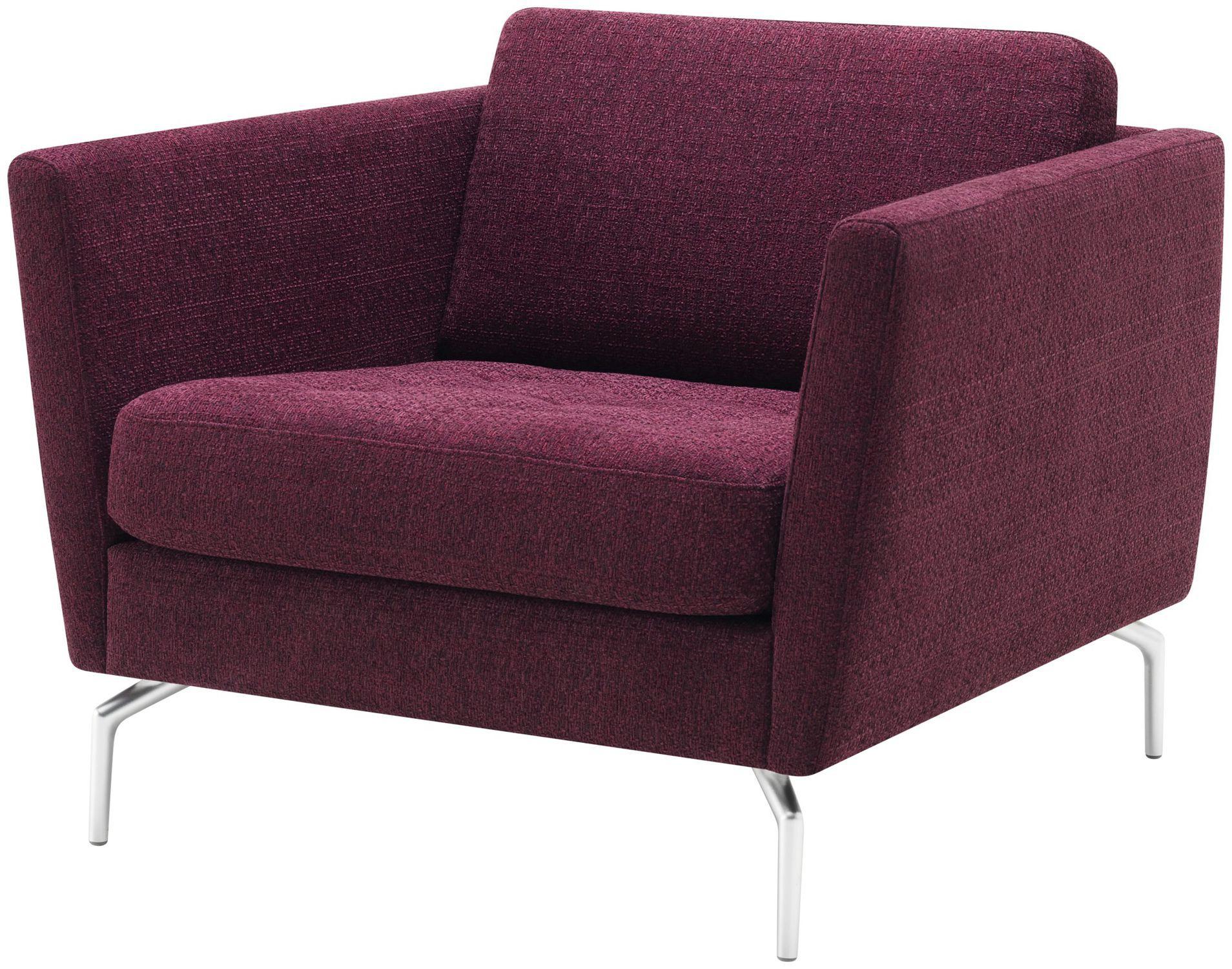 ... Contemporary Armchair / Fabric / Leather OSAKA BoConcept ...