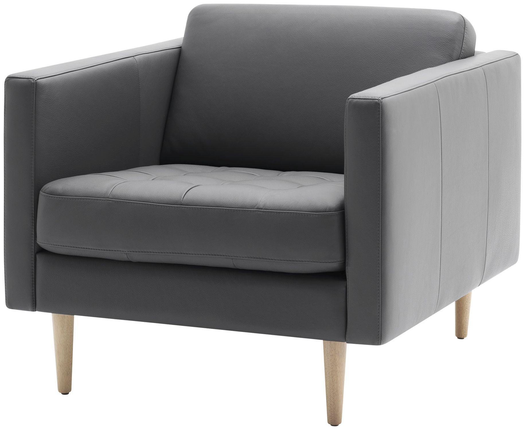 ... Contemporary Armchair / Fabric / Leather OSAKA BoConcept